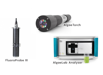 Biomonitores e Fluorímetros de Clorofila - bbe Moldaenke GmbH