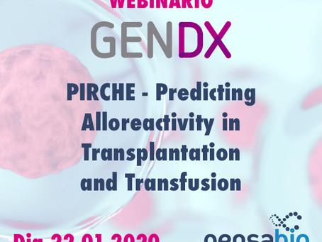 Webinário GendX