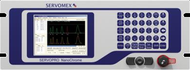 SERVOPRO NanoChrome – Analisador de Traços de Hidrocarboneto