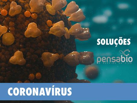 Soluções Pensabio - Coronavírus