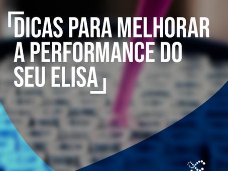 Melhore a performance do seu ELISA