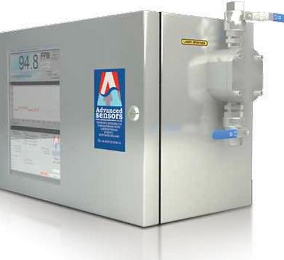 Analisador de TOG - Óleo em Água - SA-100/1000