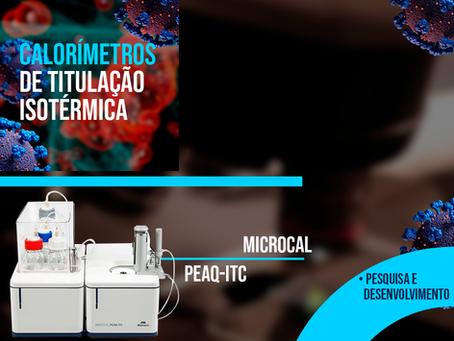 PEAQ-ITC (Linha Microcal ITC)