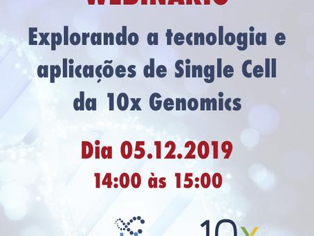 Webinário Pensabio - 10x