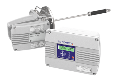 Analisador de Combustão – SERVOTOUGH FluegasExact 2700