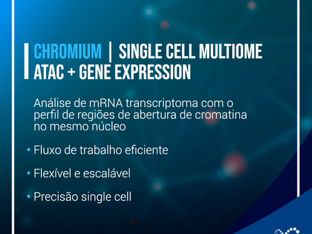 10x Single Cell Multiome ATAC + Gene Expression