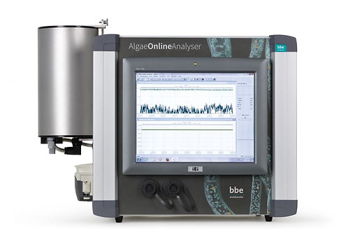 Sonda Online de Clorofila e Classes de Algas - AlgaeOnlineAnalyser