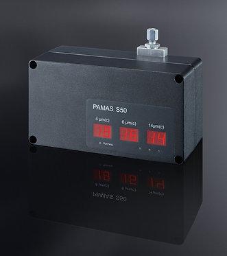 Contador de Partículas Online para Óleos – PAMAS S50