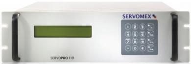 SERVOPRO FID – Analisador de Traços de Hidrocarbonetos