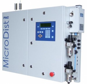 MicroDist – Destilador Atmosférico de Processo