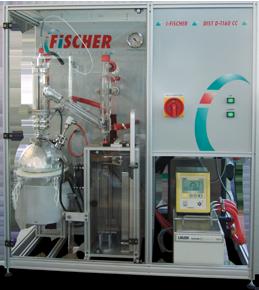 DIST D-1160 CC – Destilador à Vácuo
