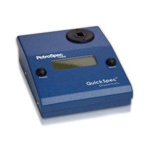 QuickSpec – Analisador Portátil de Pureza do Etanol