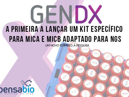 GenDx lança o primeiro kit específico para MICA e MICB adaptado para NGS