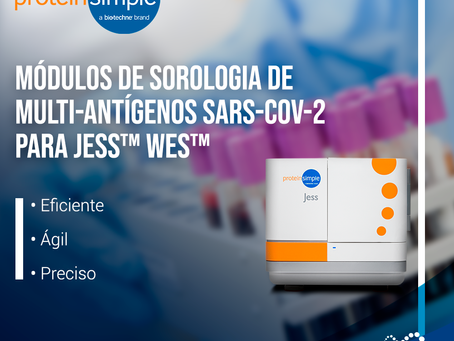 Módulos de sorologia de multi-antígenos Sars-Cov-2