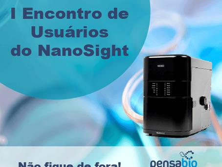 I Encontro de Usuários do NanoSight