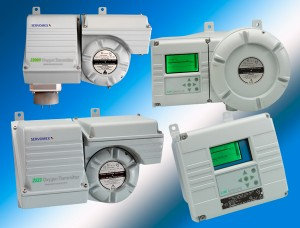 SERVOTOUGH OxyExact 2200 – Analisadores de Oxigênio para Aplicações de Alta Comp