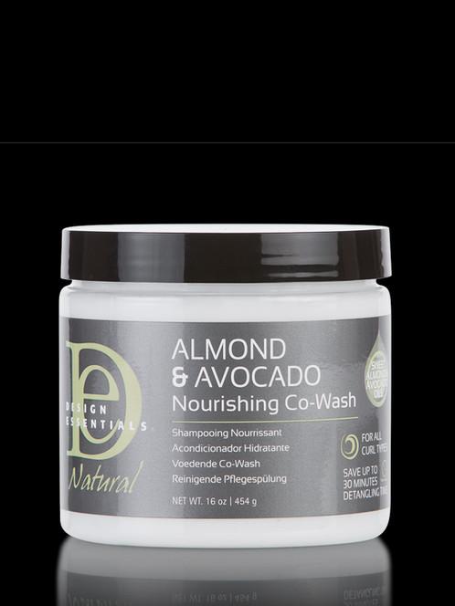 Design Essentials Almond Avocado Co Wash