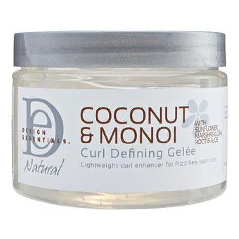 Design Essentials Coconut & Monoi Curl Defining Geleé