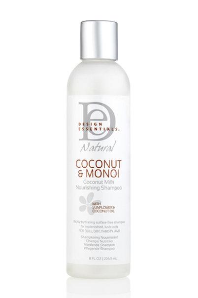 COCONUT MONOI Curl Enhancing Shampoo