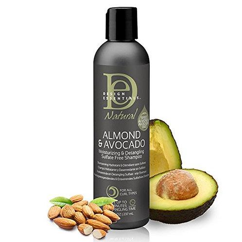 Design Essentials Almond Avocado Cleanser