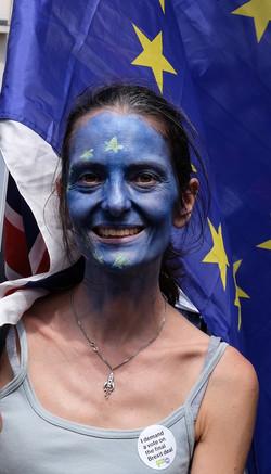Brexit March London