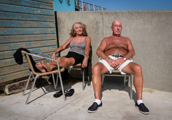 Sunbathers - Rye