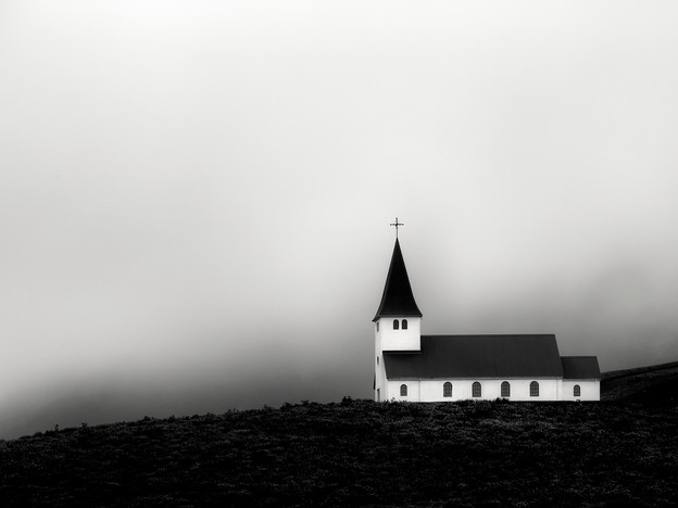 Vik Church - Iceland