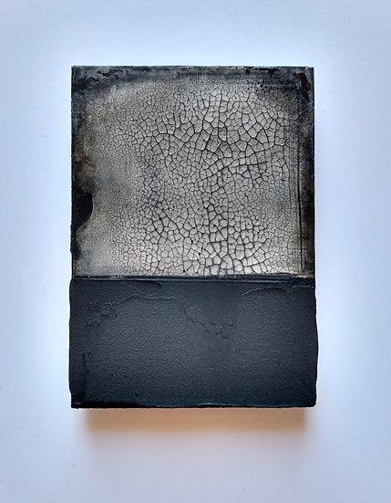'Dusk' Acrylic on board 15 x 20cm