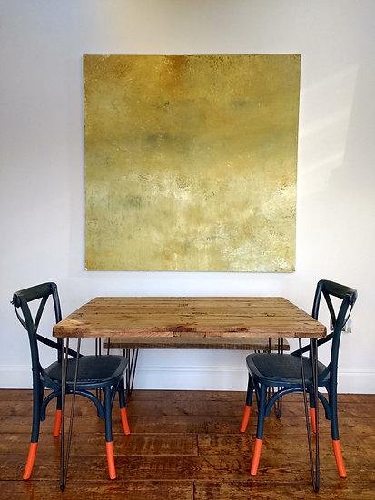 'Base' Acrylic on canvas 150 x 150cm 2017