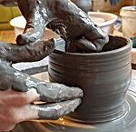cour de ceramique tournage