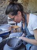 cour de poterie