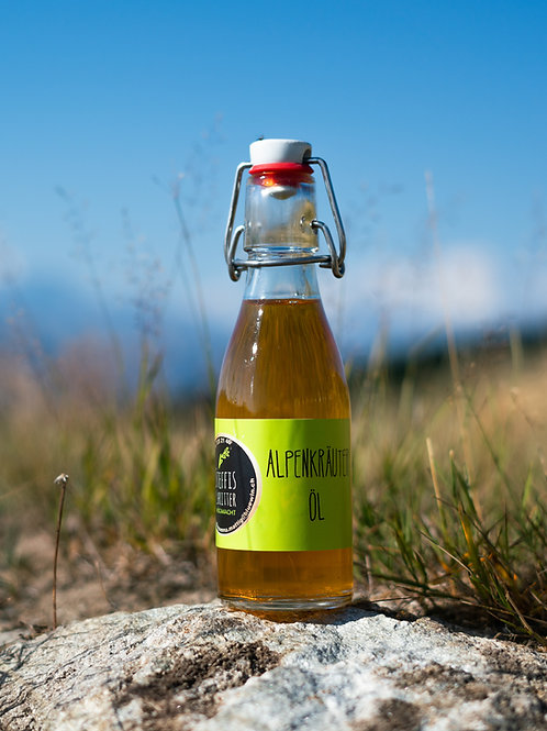Alpenkräuteröl