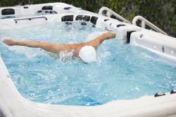 Spa de nage Vannes