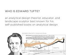 http://www.slideshare.net/mikamiks1/lessons-from-edward-tufte