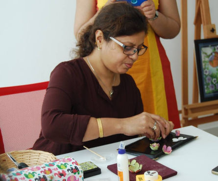 Crafts Worshop by Anju