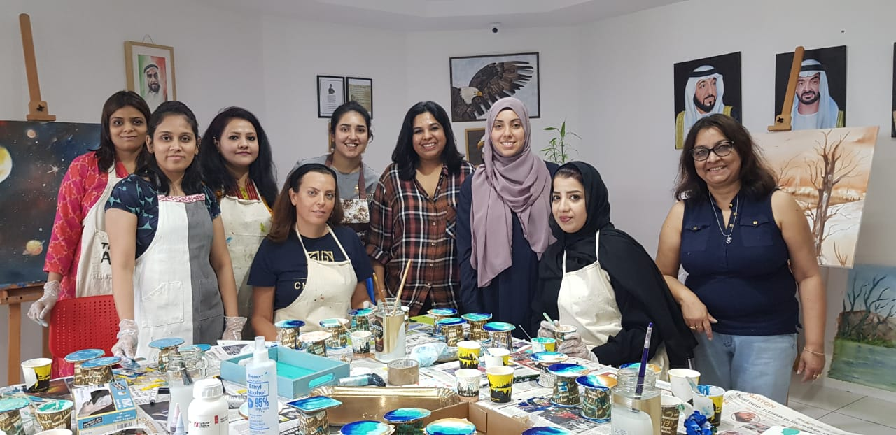 Resin workshop Beginners