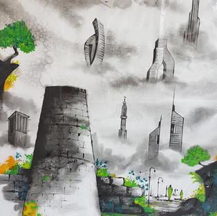Path of Heritage: Emerging Urban Beauty
