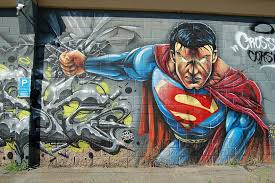 mural painting on walls