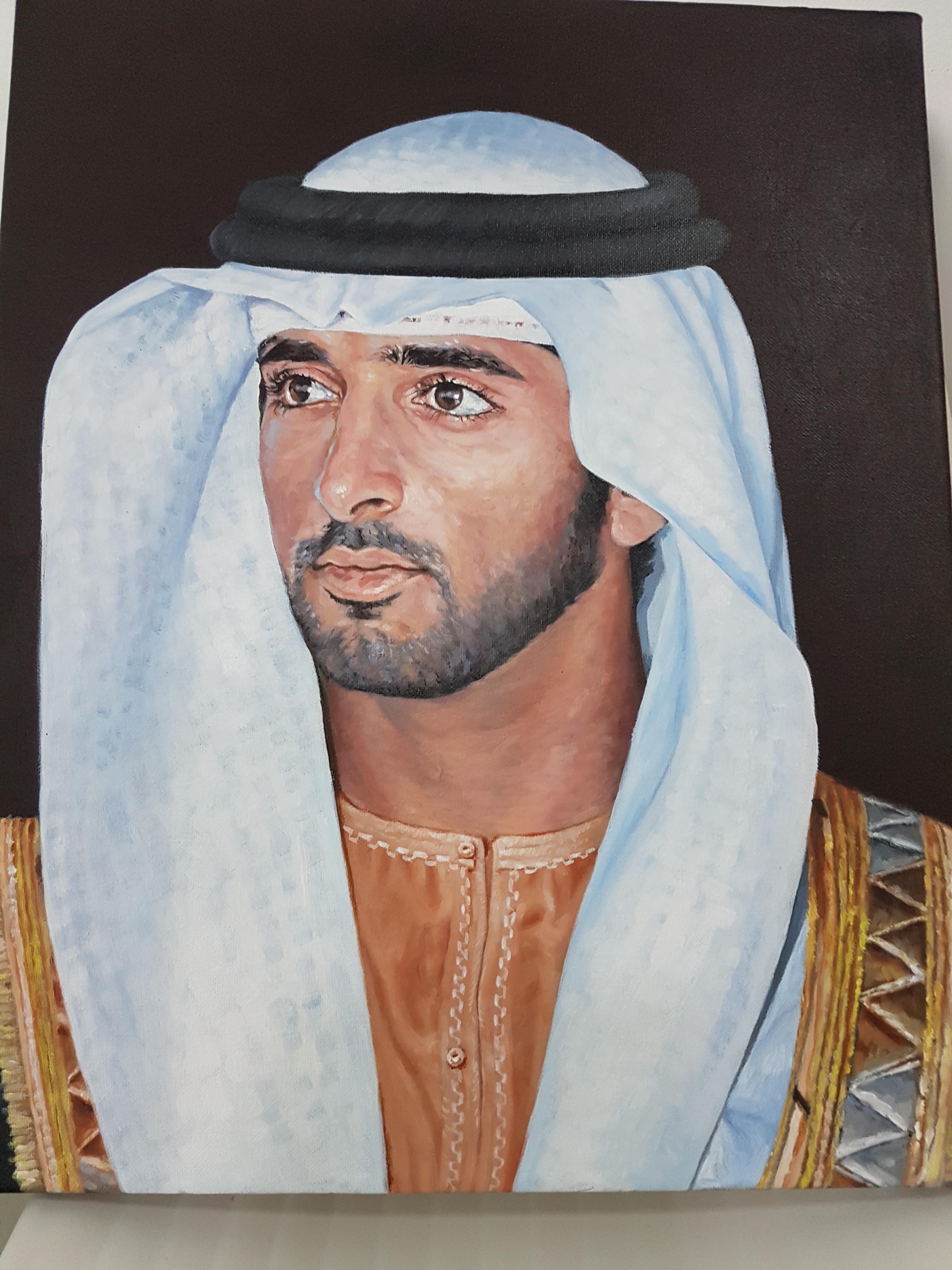 Shk Hamdan bin Mohammed Al Maktoum