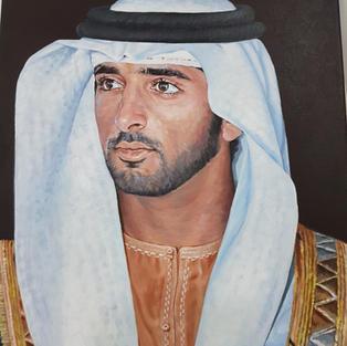 H. H. Sheikh Hamdan bin Mohammed bin Rashid Al Maktoum