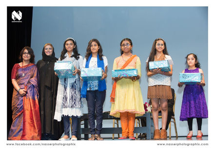 Inter School Art Competition 2016 award ceremony