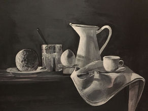 Still life in acrylic by Adela.jpg
