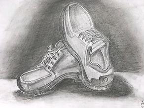 aparna - pencil sketch