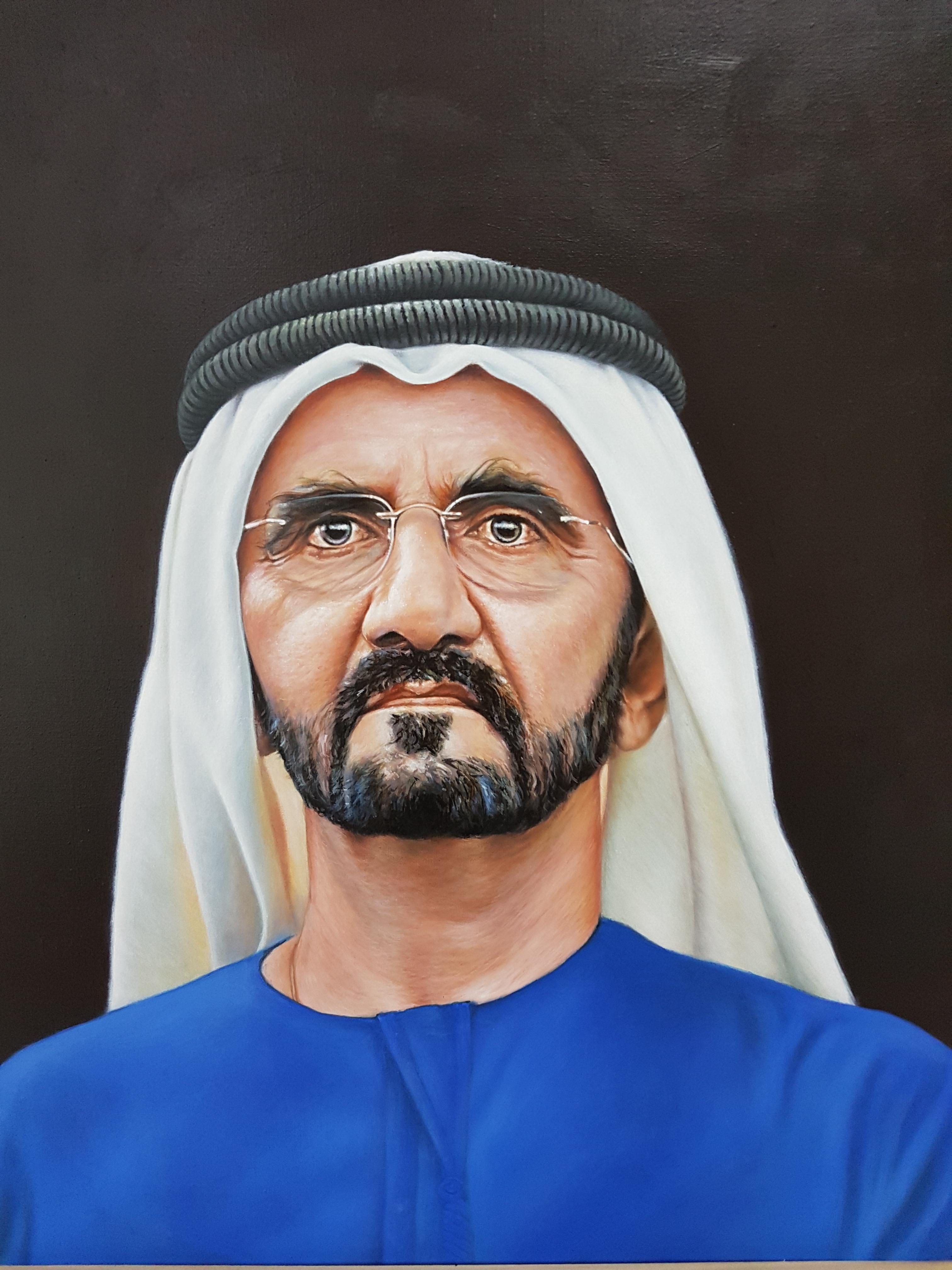 Shk Mohammed bin Rashid Al Maktoum