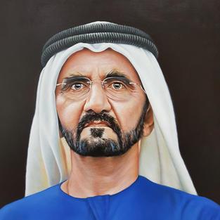 H. H. Sheikh Mohammed bin Rashid Al Maktoum