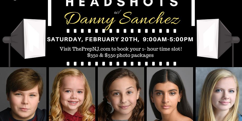 Danny Sanchez Headshots