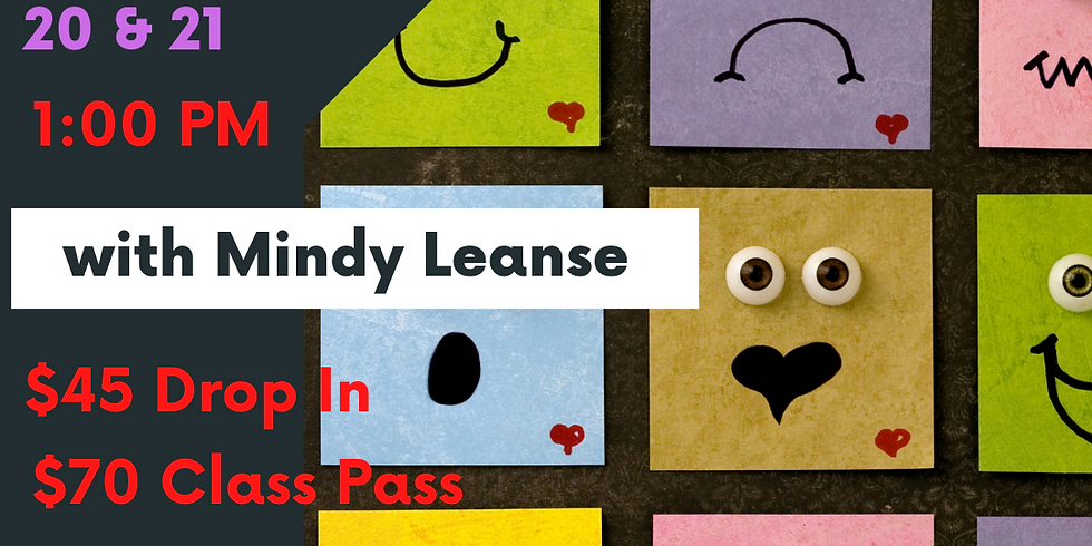 Extreme Character Voiceover with Mindy Leanse