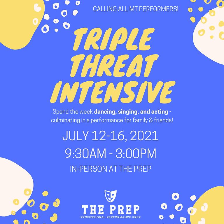Triple Threat Summer Intensive