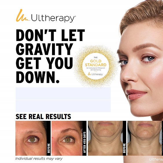 Merz Ultherapy Lunch and Learn