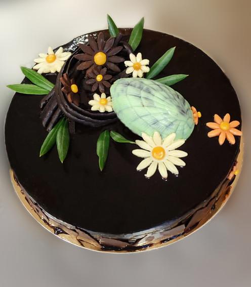 Čokoladna torta za Uskrs